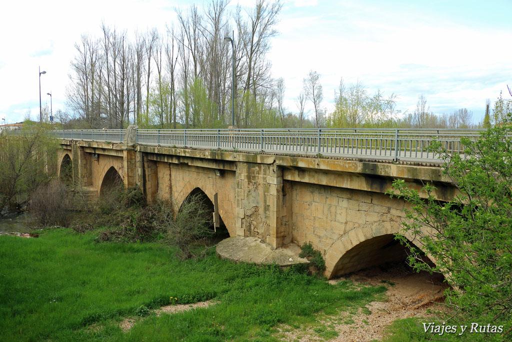 Puente medieval De Almazán