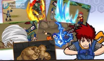 Game Android Naruto Shippuden Dengan Grafik Terbaik Tahun Ini