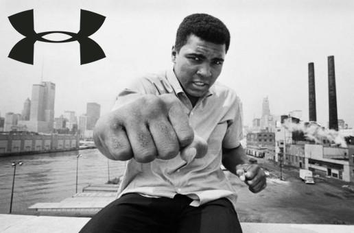 Muhammad Ali da su último golpe: firma con Under Armour