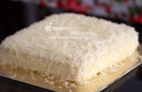 HaNa's FamiLy: Snow Cheese Cake