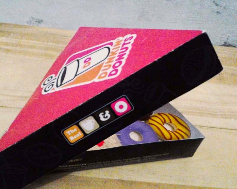 Desain Kemasan - Dunkin' Donuts