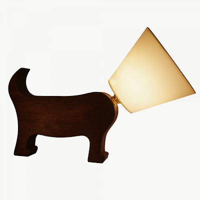Creative and Cool Dog Lamps (15) 7