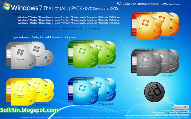Download Windows 7 All in One ISO Download