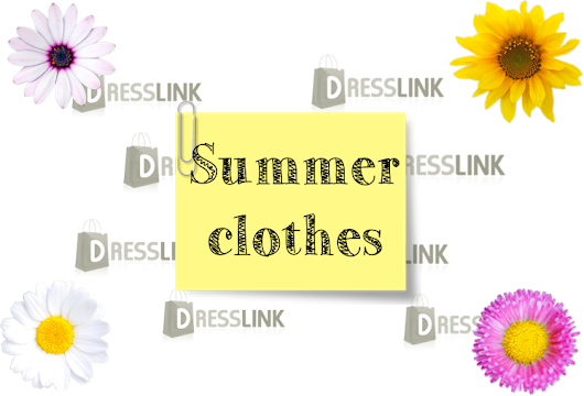 UPDATE: SUMMER CLOTHES DRESSLINK