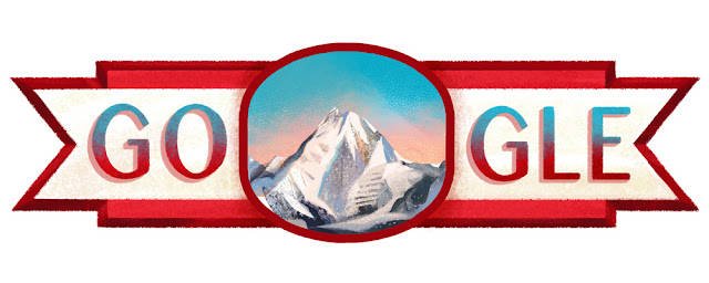 Austria National Day 2016: Google Doodle