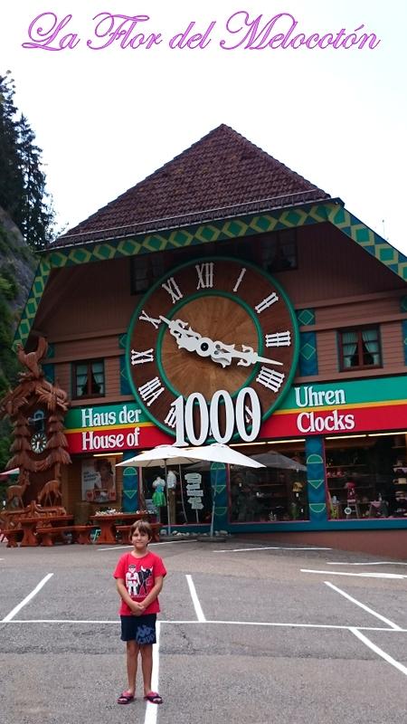 Casa de los 1000 relojes