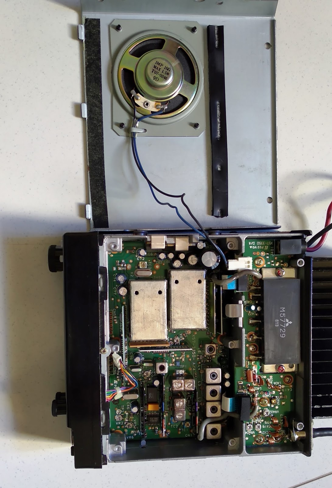 Dalam on Kenwood Ps 50 Power Supply Schematic
