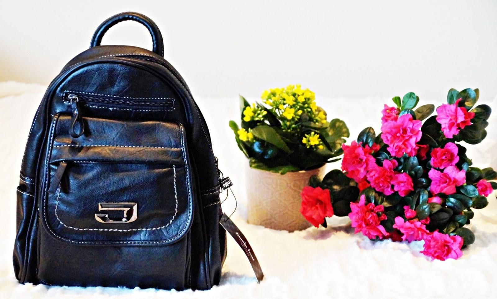 79c4649d690d Od zakończenie szkoły podstawowej nie miałam plecaka. Jednak na nowo  wracają one do łask. Nie tylko w mojej szafie. Są bardzo modne