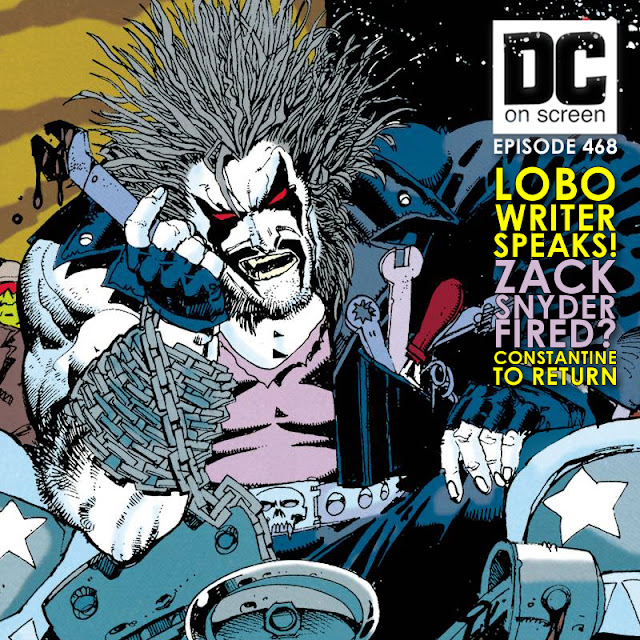 Lobo gets closer to the DCEU
