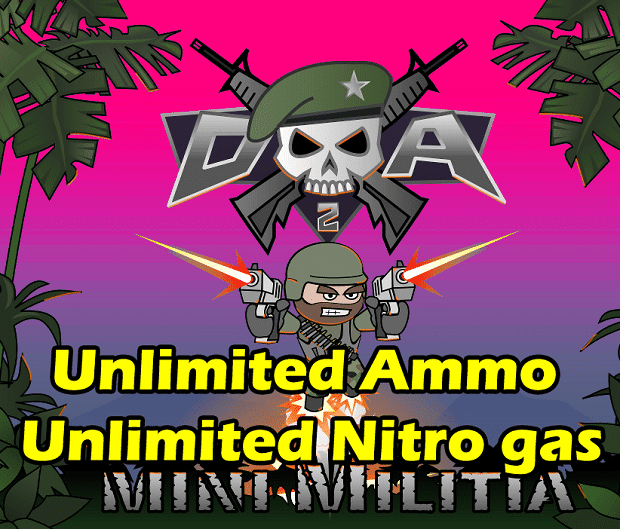 mini militia hack app link