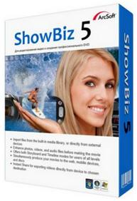 ArcSoft ShowBiz 5.0.1.480 Full + Serial Free Download