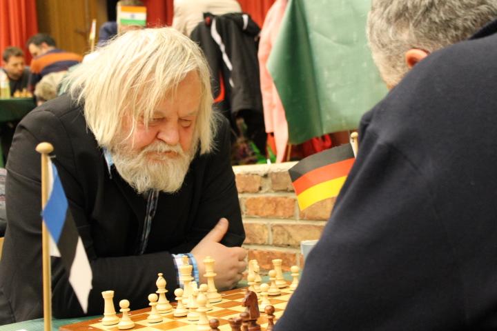 Le légendaire Arthur Youssoupov à l'Open de Cappelle 2016 - Photo © Chess & Strategy