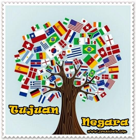 Tujuan Negera (Pendapat Ahli dan Teori) | www.zonasiswa.com