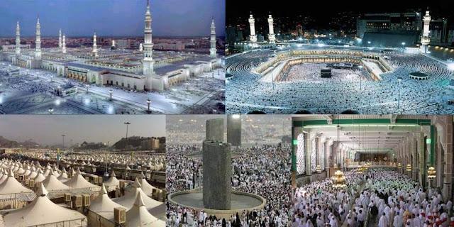 Travel Haji dan Umroh resmi di Jakarta Timur