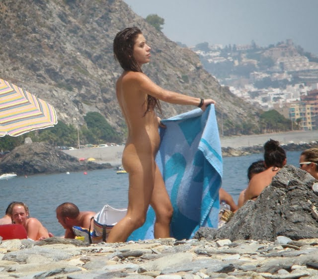 Join. Nude spanish girls beach agree