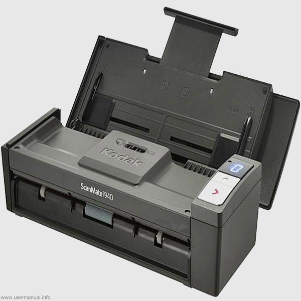 Kodak scanmate i940 document scanner user manual manual for Low cost document scanner