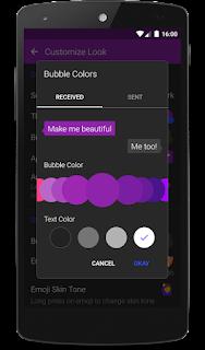 Textra SMS v4.8 build 40894 Pro APK