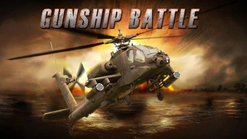 تحميل لعبة Gunship Battle: Helicopter 3D كاملة مهكرة