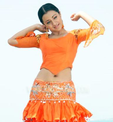 Actress Navel Show Photos