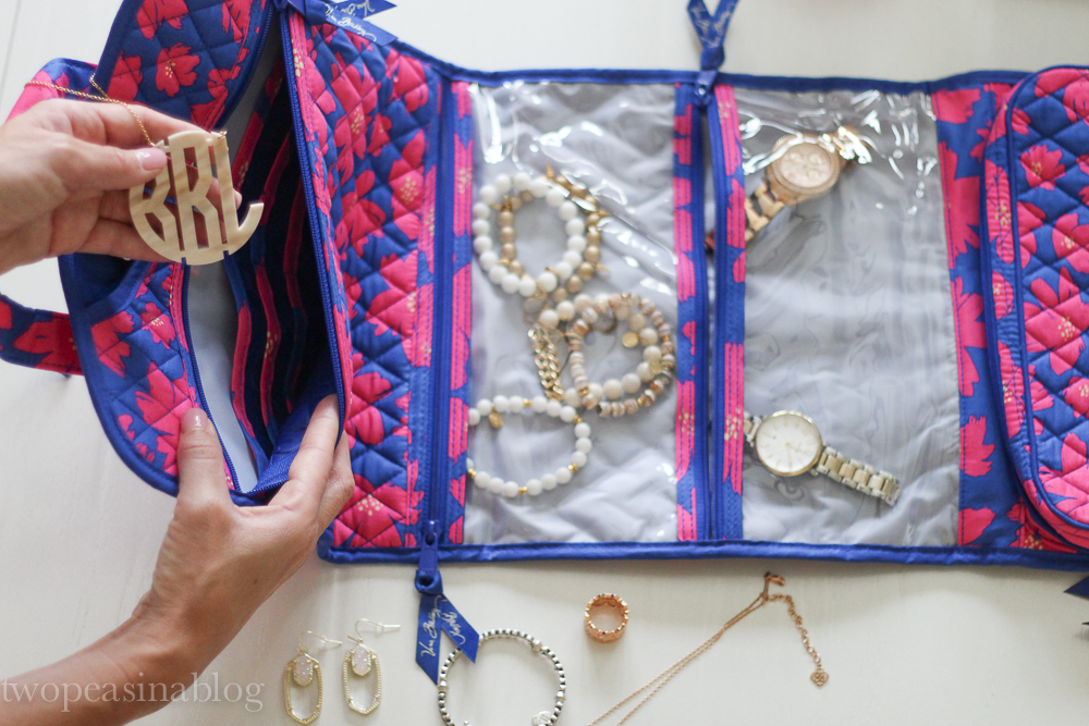 Two Peas in a Blog Travel Tips with Vera Bradley