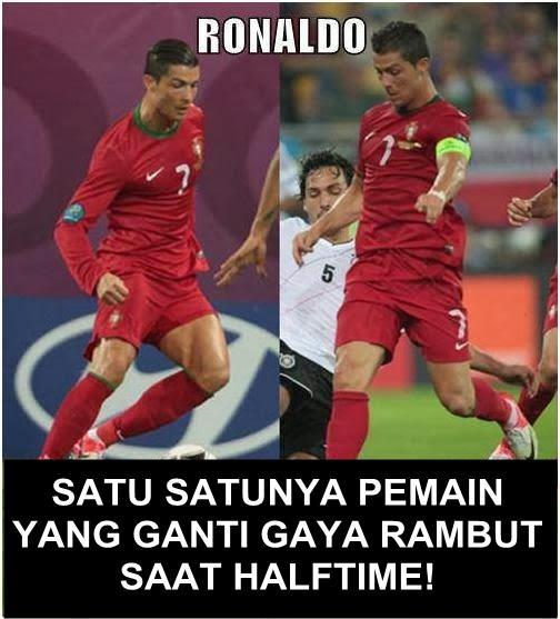 Hanya Ronaldo - lensaglobe.com