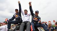 DAKAR 2018 - Carlos Sainz se convierte en bicampeón. Walkner primer austríaco en ganar en motos