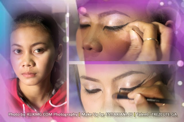 Make Up Casual Sehari-hari Tren Make Up Akhir 2014 - Tata Rias : Ny. Estiariani Rias Pengantin & Rias Wisuda (estiariani.cf) - Talent : Threzz