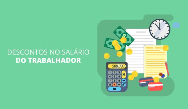CLT: quais os descontos no salário do empregado permitido por lei?