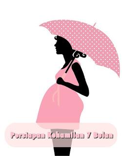 kehamilan 7 bulan