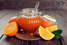 Method of preparation of orange and lemon jam