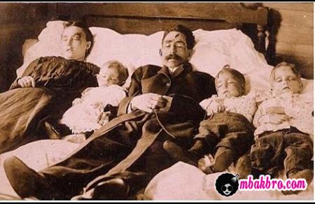 foto keluarga terakhir