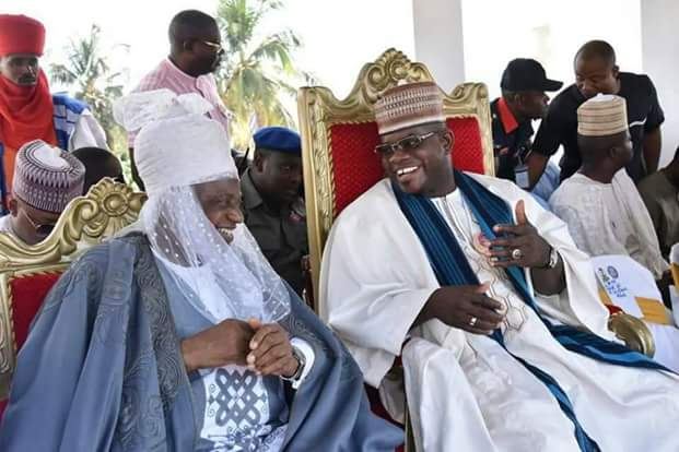 More photos from the opening of Governor Yahaya Bello