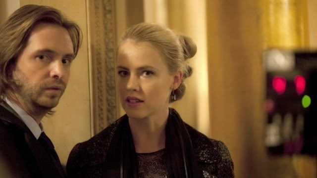 Interview With Aaron Stanford And Amanda Schull Of 12 Monkeys