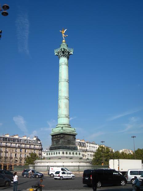 Parisencore Place De La Bastille & Port L'arsenal