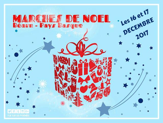Marchés de Noël #2 Pays basque Béarn Pyrénées