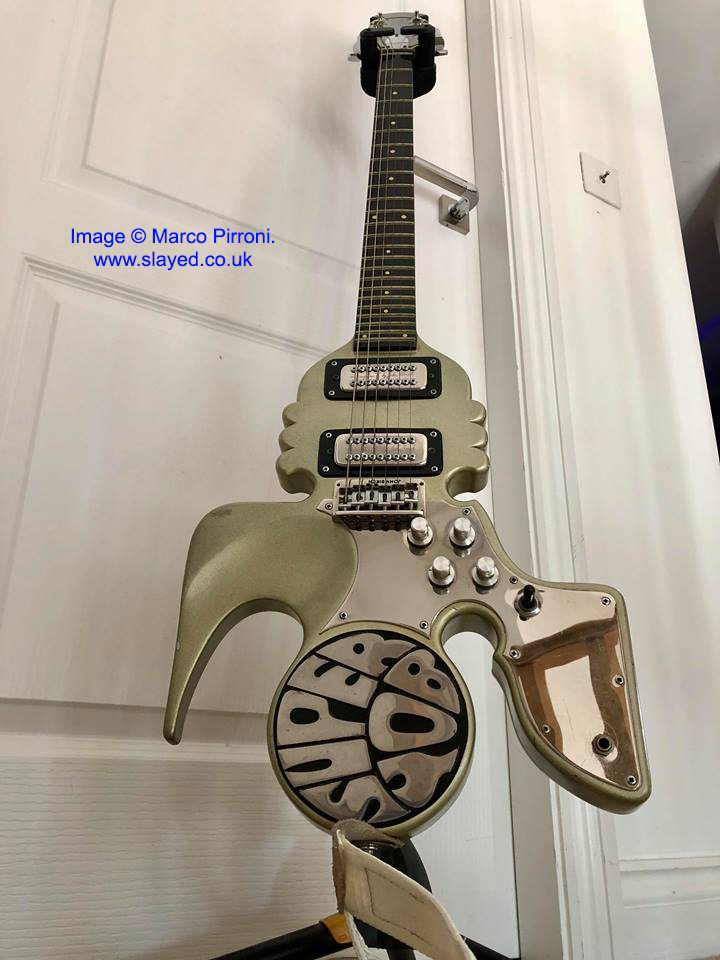 SUPERYOB GUITAR - COPYRIGHT MARCO PIRRONI - NOT FOR RE-USE WITHOUT WRITTEN PERMISSION.