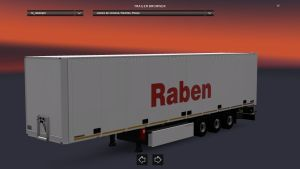 Schmitz Trailer Raben Group