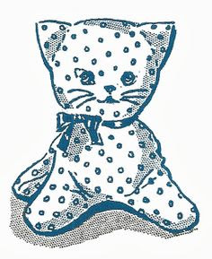 http://sentimentalbaby.blogspot.com/2013/09/kitten-softie-toy-pattern.html