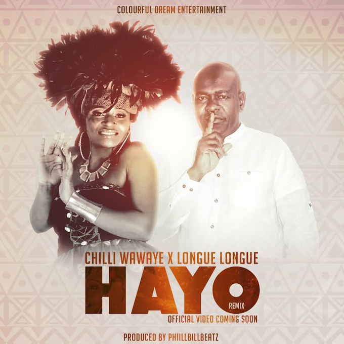 Chilli Wawaye releases a new video HAYO featuring Longue Longue