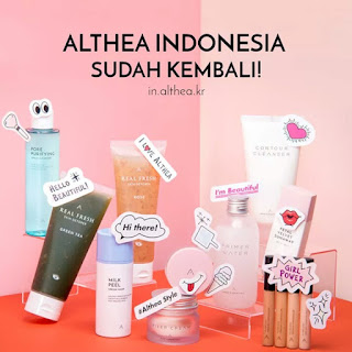 banner althea korea