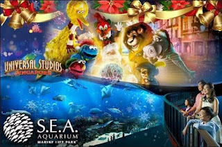 RWS Ultimate Package -  USS-S.E.A - Resort World Sentosa Ultimate Twin Package