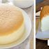 Pastel de queso japonés con solo tres ingredientes...