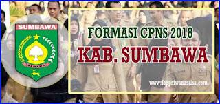 Formasi CPNS 2018 Kabupaten Sumbawa