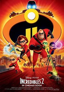 Film Incredibles 2 2018