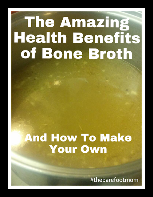 The amazing health benefits of bone broth (and how to make your own)