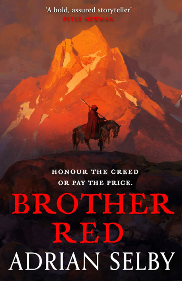 Brother Red by Adrian Selby