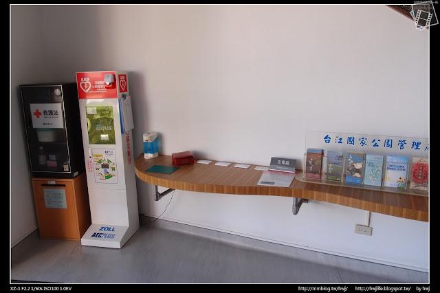 2017-06-10台南安南區-台江公園管理處暨遊客中心-高腳屋的異國風情