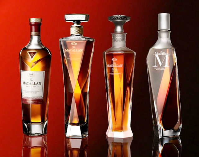 Macallan Scotch Scotland