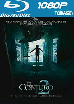 El Conjuro 2 (Expediente Warren 2) (2016) BRRip 1080p