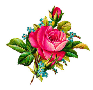 flower rose image digital clip art